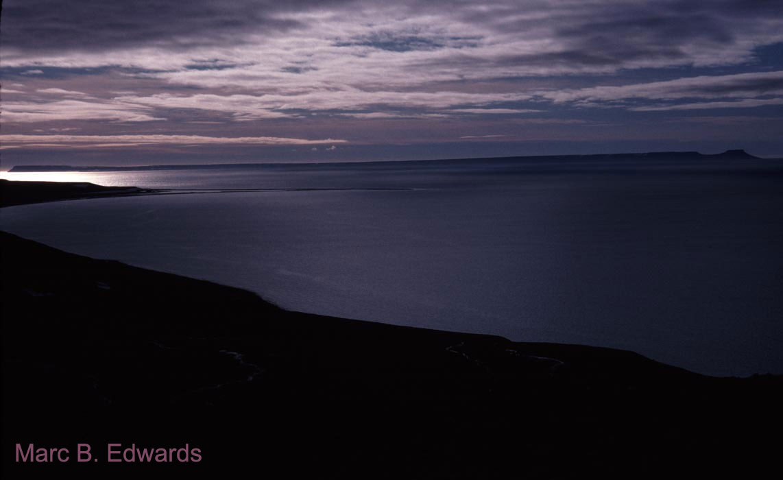 Svenskoya, Kong Karls Land, Svalbard.